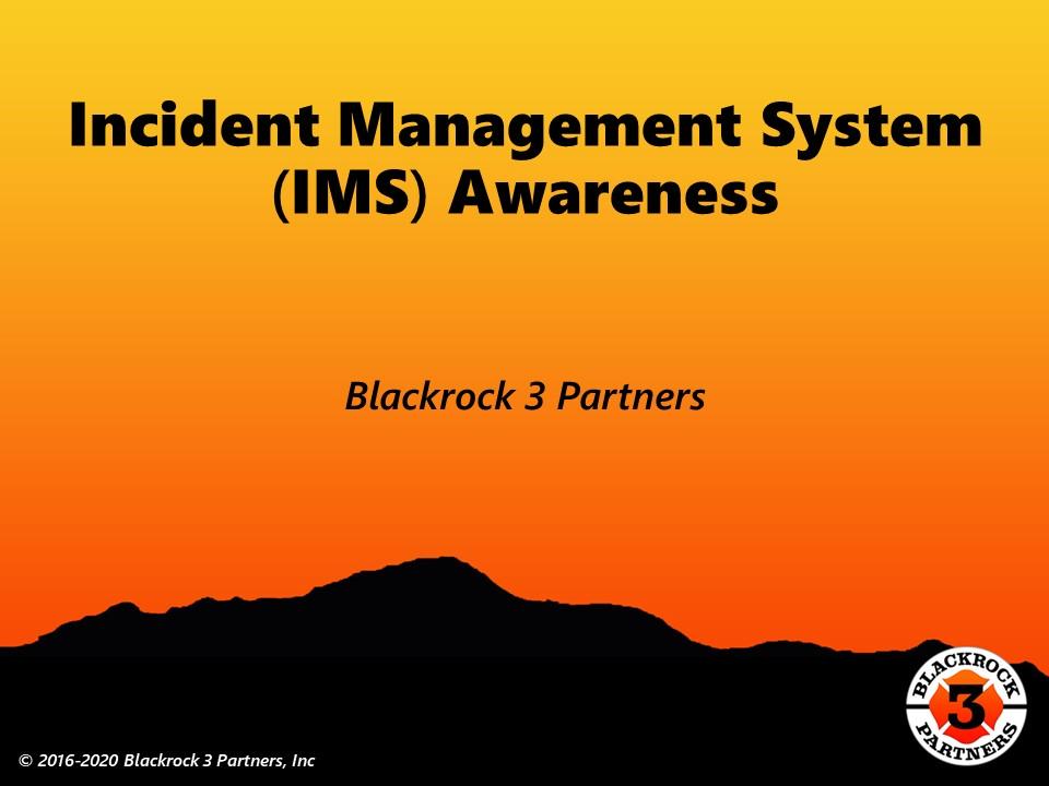 IMS Awareness